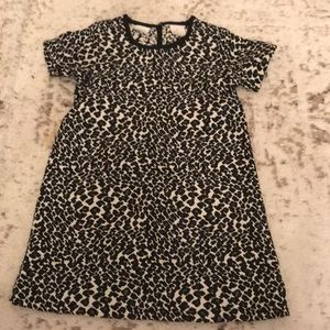 Kardashian kids leopard toddler girl dress size 4T